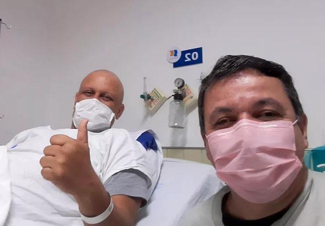 Casal descobre enfrenta junto o câncer em Ribeirão: 'câncer fala mais de vida que de morte'