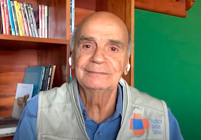 'Ainda não é hora de relaxar' diz Dráuzio Varella sobre pandemia em meio a reaberturas