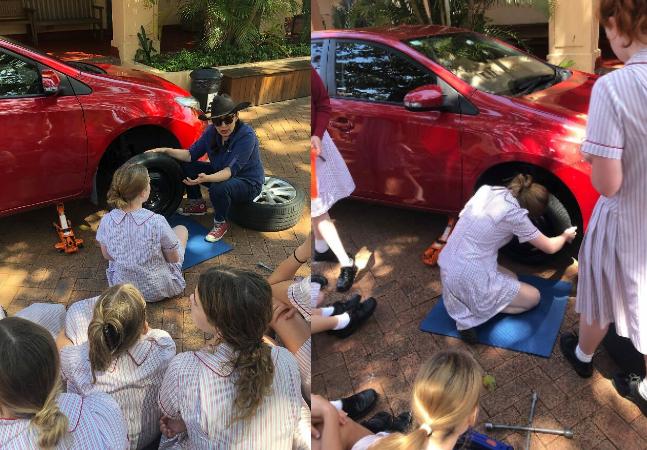 Escola esmaga estereótipos de gênero com aulas de mecânica para meninas