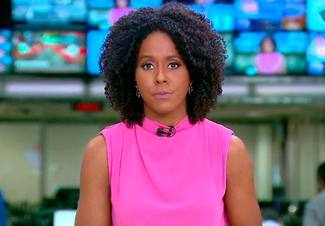 Maju Coutinho manda papo reto sobre racismo ao noticiar prisão equivocada no Jornal Hoje