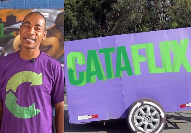 Cataflix: série no YouTube mostra que os catadores têm muito a nos ensinar