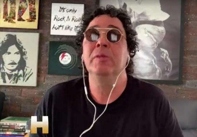 Casagrande emociona com depoimento sensível e honesto sobre morte de Maradona