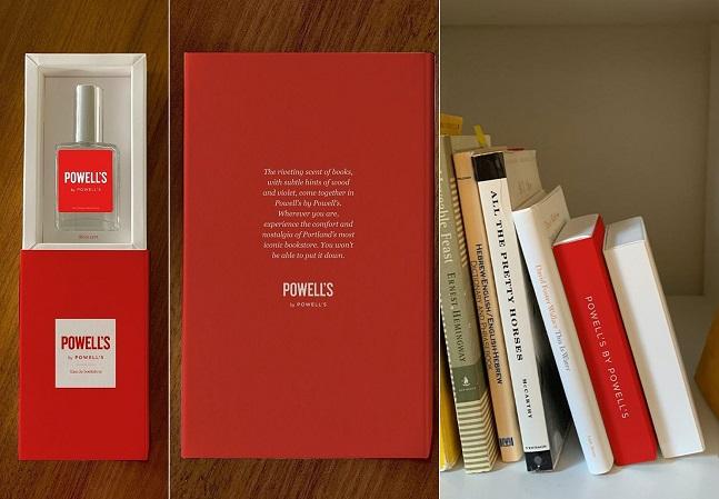 Cheiro de livro: perfume traz fragrância com aroma de 1 milhão de livros