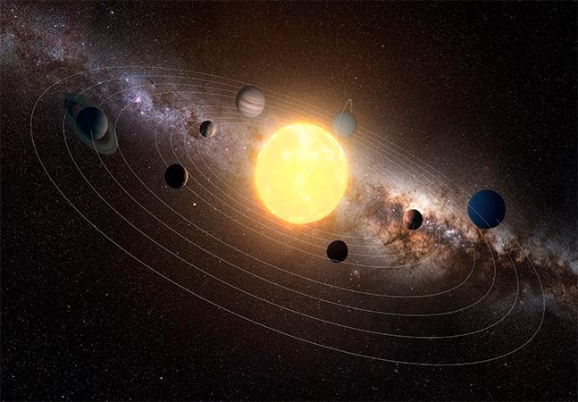 Sistema Solar se formou em tempo equivalente a 'gravidez de 12 horas'; entenda