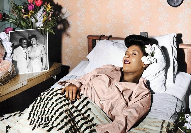 Billie Holiday ganha documentário colorido por artista brasileira