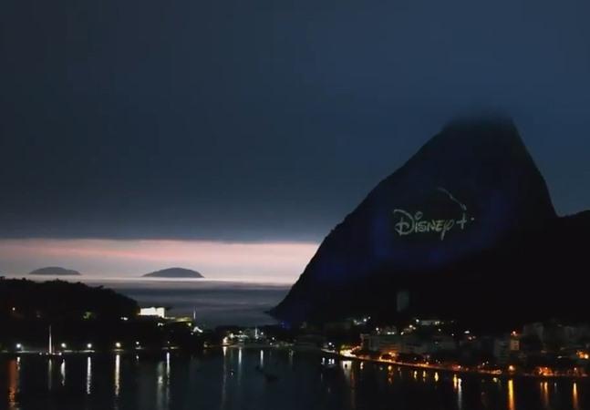 Disney é criticada por holograma projetado no Pão de Açúcar: 'Não seja pateta'