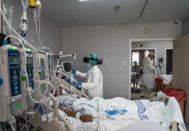 SC: UTI para tratar coronavírus atinge 100% de lotação em maior alta em 8 meses de pandemia