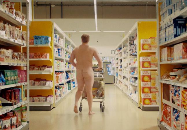 [NSFW] Marca diz que pessoas nuas em comercial no horário nobre exalta diversidade