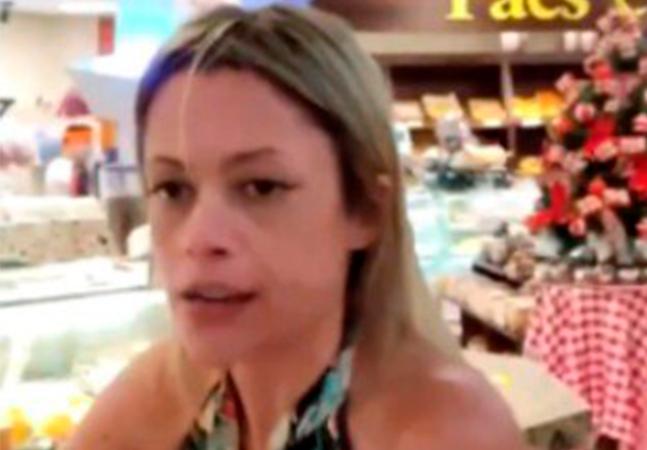 Mulher branca autora de show de homofobia em padaria não tem registro na OAB: 'Quero que polícia se f*'