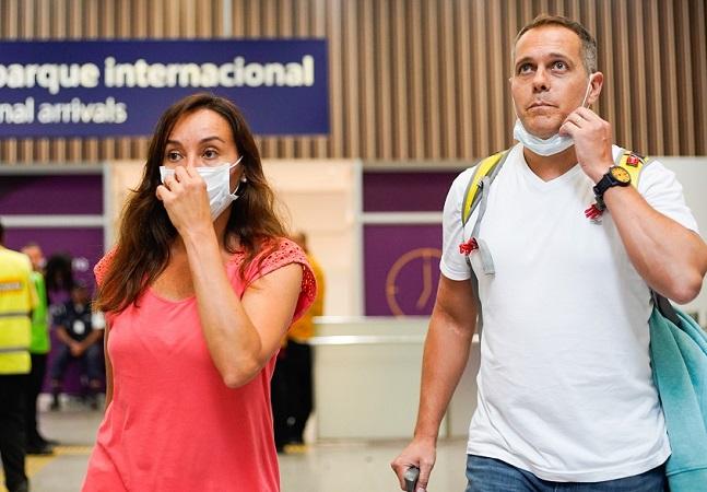 Coronavírus: falta de ar está ligada ao mau uso da máscara
