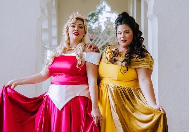 Princesas da Disney ganham versão plus-size em manifesto contra 'cultura da magreza'