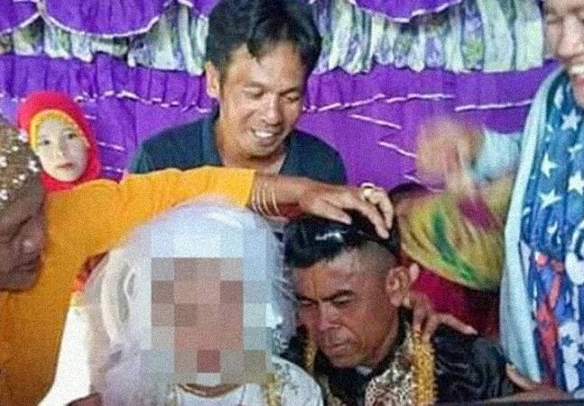 Garota de 13 anos se casa obrigada com homem de 48 em país que não admite divórcio