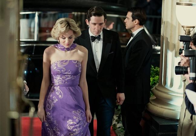 'The Crown' expõe relação conturbada entre Charles e Diana em aguardada temporada