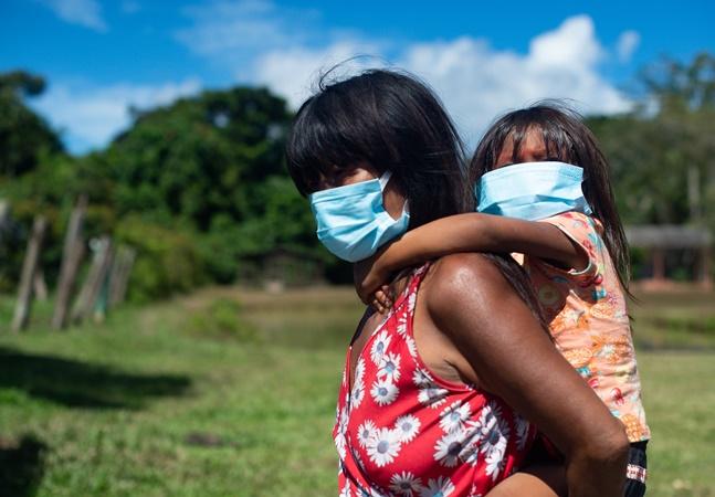Coronavírus cresce 250% entre Yanomami e pesquisadores falam em descontrole