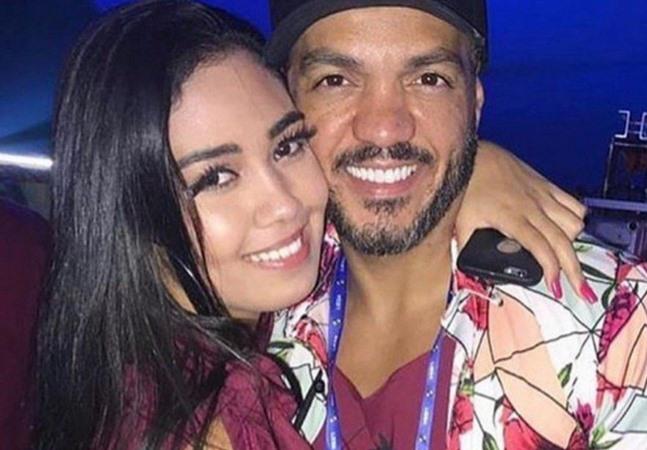 Filha de Belo é presa suspeita de participar de quadrilha de golpes e cantor pede respeito