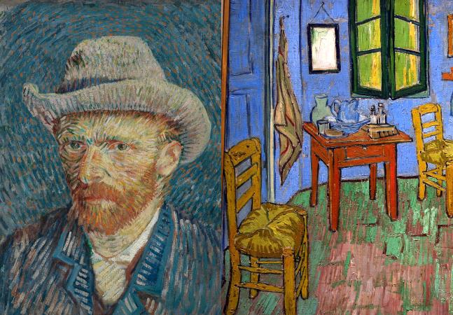 Van Gogh tem obra detalhada em passeio imersivo criado por museus