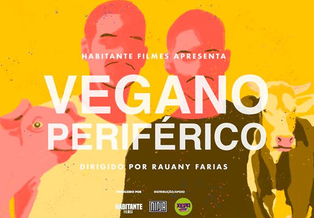 'Vegano Periférico' ganha documentário lançado pela Mídia Ninja