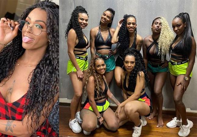 Primeira dançarina transexual de grupo divulgado por Cardi B é marco no funk brasileiro