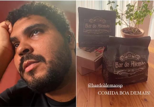 Paulo Vieira transforma 'recebido' por engano em comida grátis para quem vive na rua
