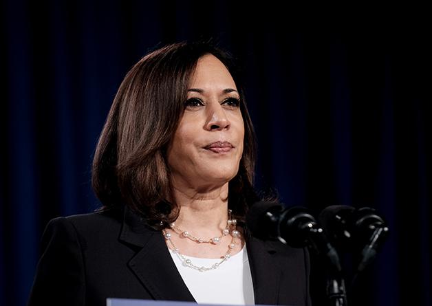 Kamala Harris, vice-presidente eleita dos EUA