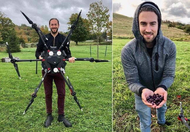 Como drones vão plantar mais de 100 mil árvores por dia e 1 bi até 2028