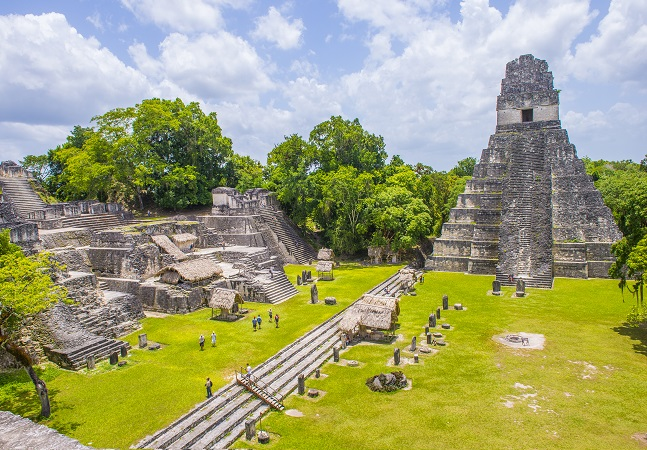 Arqueólogos descobrem sistema avançado de filtragem de água em antiga cidade maia