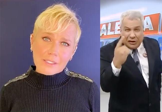 Xuxa entra na Justiça para cassar título de jornalista que a acusou, sem provas, de pedofilia
