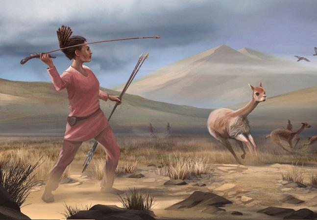 América do Sul teve mulheres caçadoras há mais de 9 mil anos, aponta estudo
