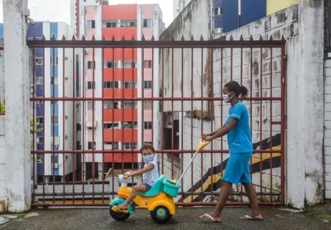 A Salvador negra que não parou para a pandemia pelas lentes de Antonello Veneri