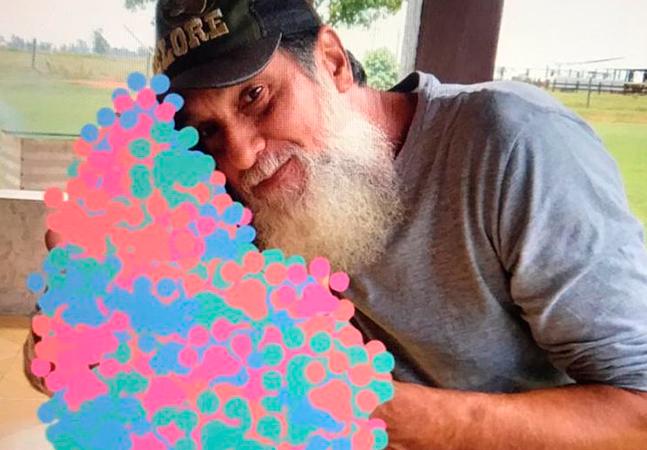 Assassino de ex-'Chiquititas', Paulo Cupertino trabalhou disfarçado em fazenda no MS