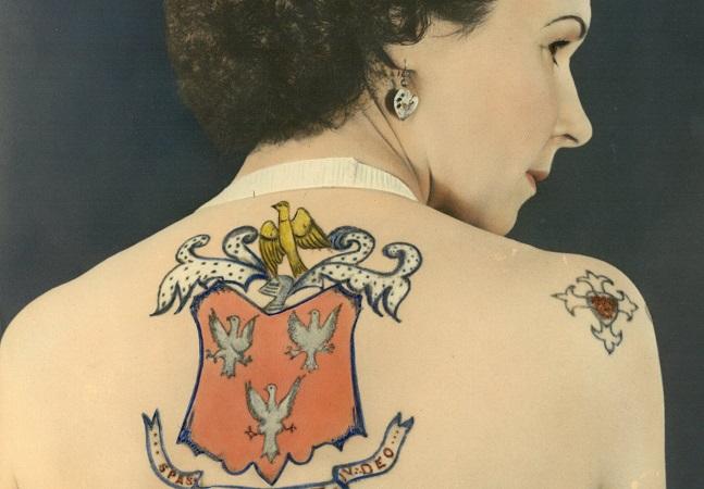 Jessie Knight: a história da 1ª mulher tatuadora do Reino Unido
