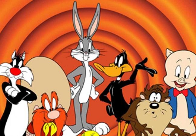 Fundos de tela gratuitos com paisagens 'dos mundos' de Looney Tunes