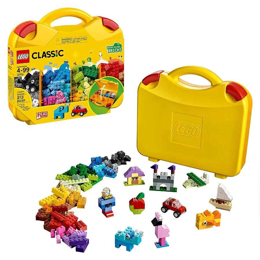 Maleta criativa LEGO Classic