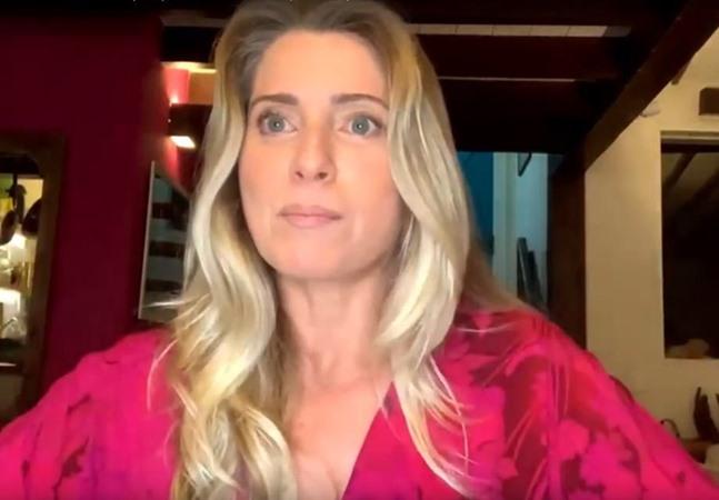 Letícia Spiller chama Marcius Melhem de 'pessoa querida' e erra ao criticar Dani Calabresa