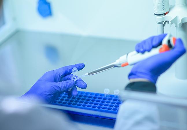 O futuro da saúde está no DNA; e um teste acessível é a diferença para um amanhã mais saudável