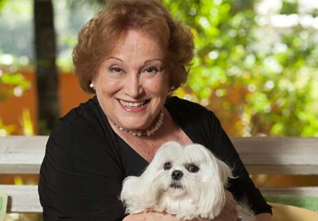 Nicette Bruno, 87 anos, é intubada após piora em quadro; atriz contraiu Covid de parente, diz filha