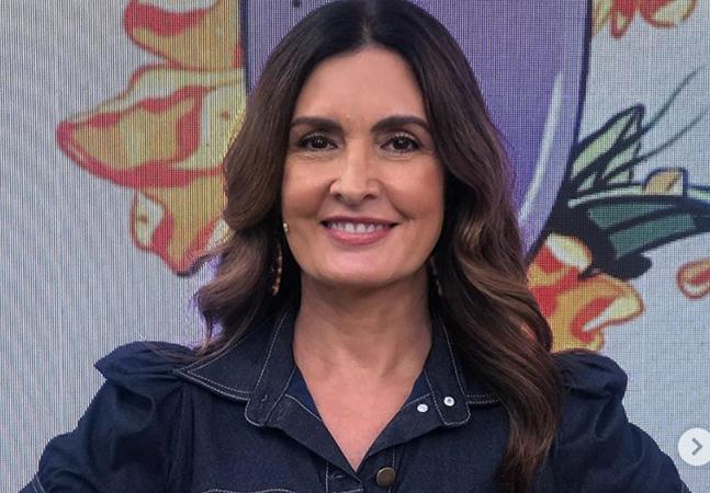 Fátima Bernardes recebe mensagem emocionada de Sandra Annenberg ao anunciar câncer: 'Te amo'