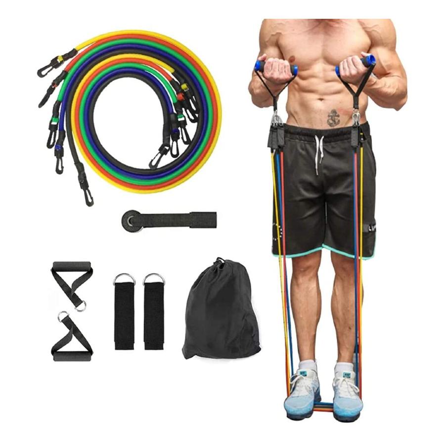Peças de elástico para exercício funcional - Amazon