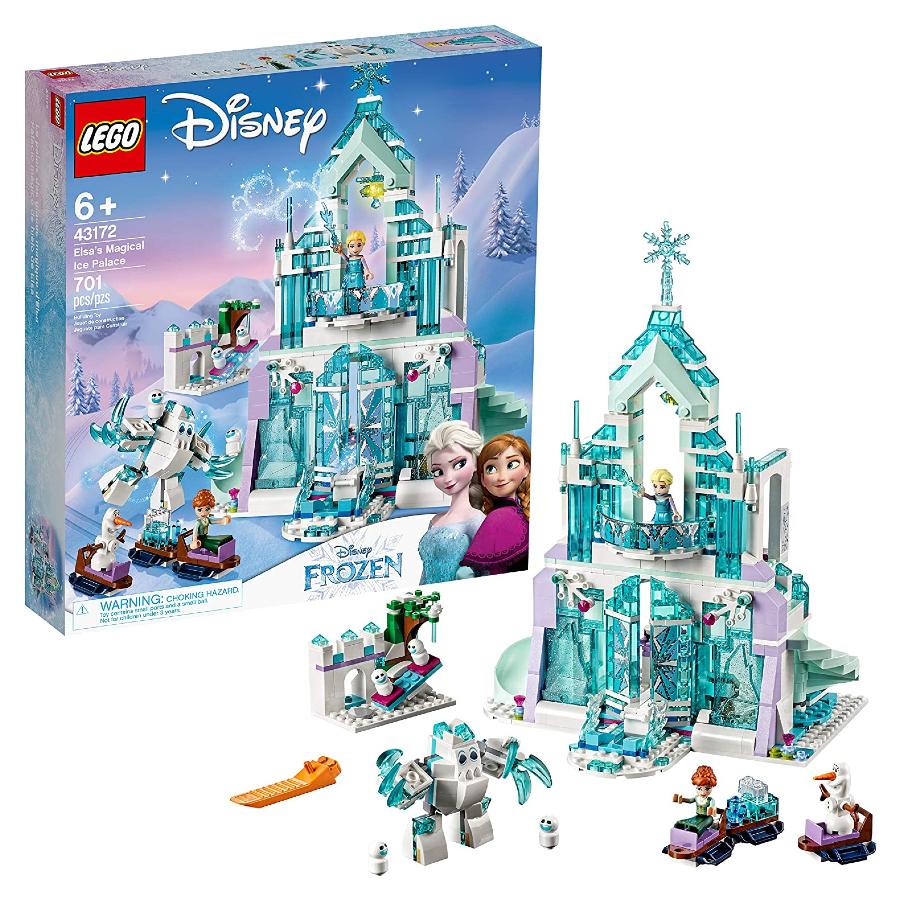 LEGO Frozen - O Palácio De Gelo Mágico Da Elsa