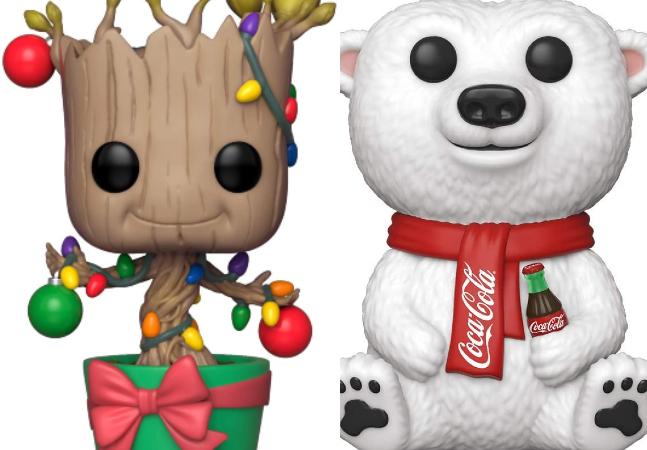 Funkos de Natal: 7 bonecos temáticos para enfeitar a casa