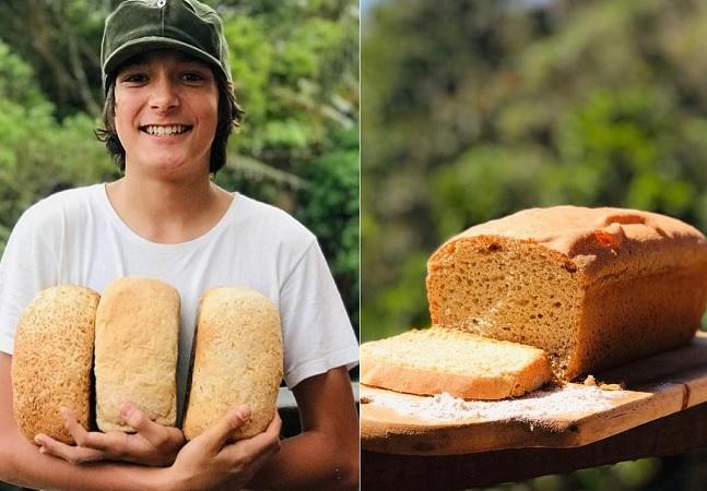 Adolescente de 13 anos realiza sonho de comprar piano vendendo pães caseiros