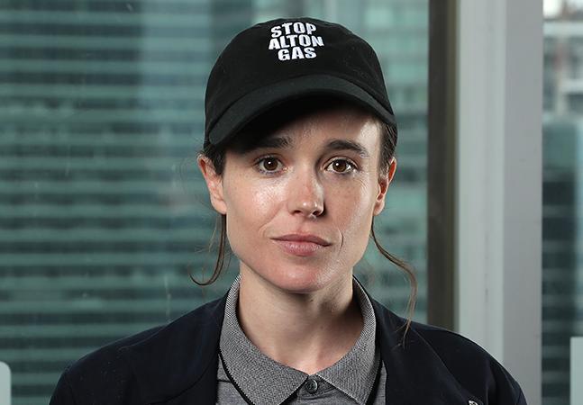 Elliot Page, estrela de 'Juno', revela ser homem trans em texto inspirador: 'Coração cresce'