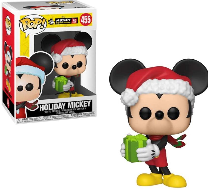Boneco Mickey Mouse, Funko Pop!