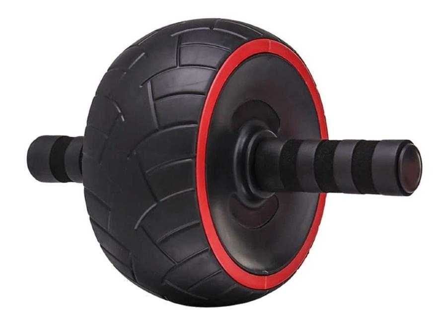 Roda larga para exercícios abdominais - Amazon