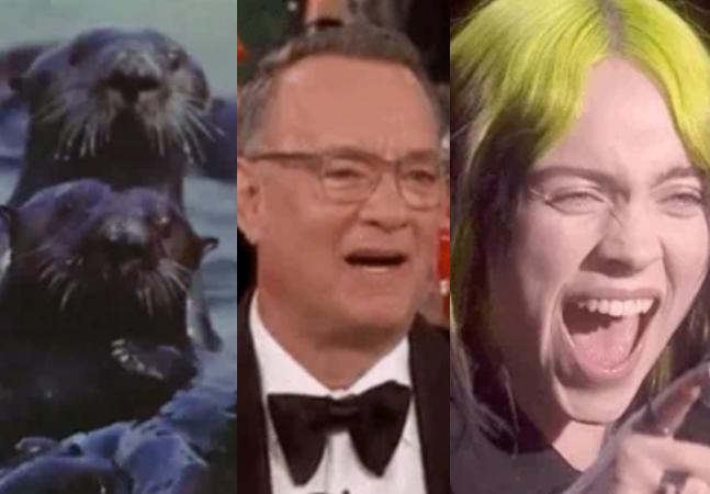 Eis os GIFs mais vistos do ano para você se despedir de 2020 sorrindo