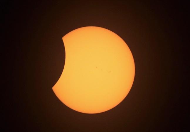 Eclipse do Sol de dezembro será visível em três regiões do Brasil