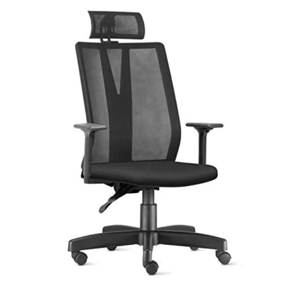 Cadeira de Escritório Presidente Addit - Amazon