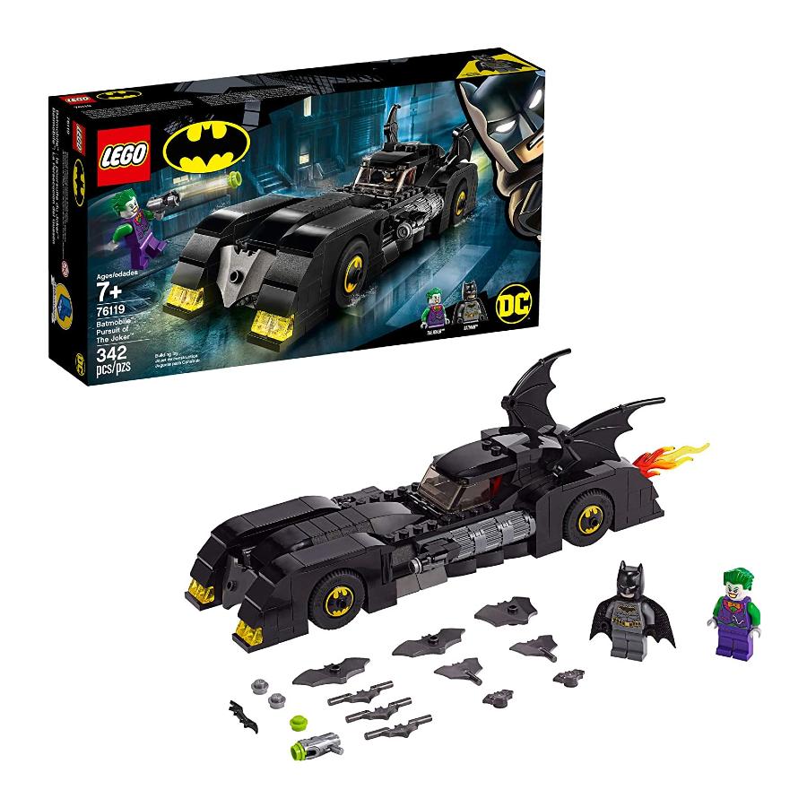 LEGO Batman - Batmóvel: Perseguição do Coringa