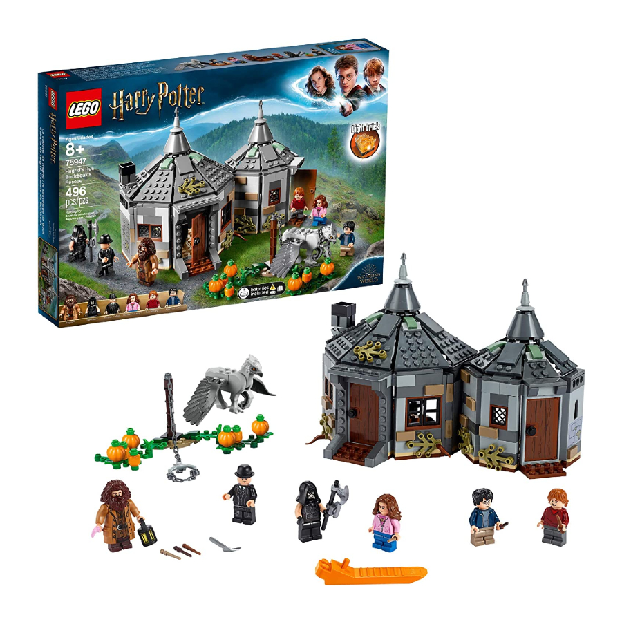 LEGO Harry Potter - A Cabana de Hagrid