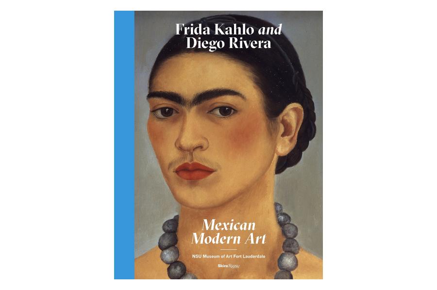 Capa do livro 'Frida Kahlo and Diego Rivera: Mexican Modern Art'